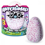 Ex-Display Hatchimals Pink Egg Used - Like New