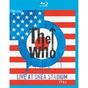The Who Live At Shea Stadium 1982 Blu-ray