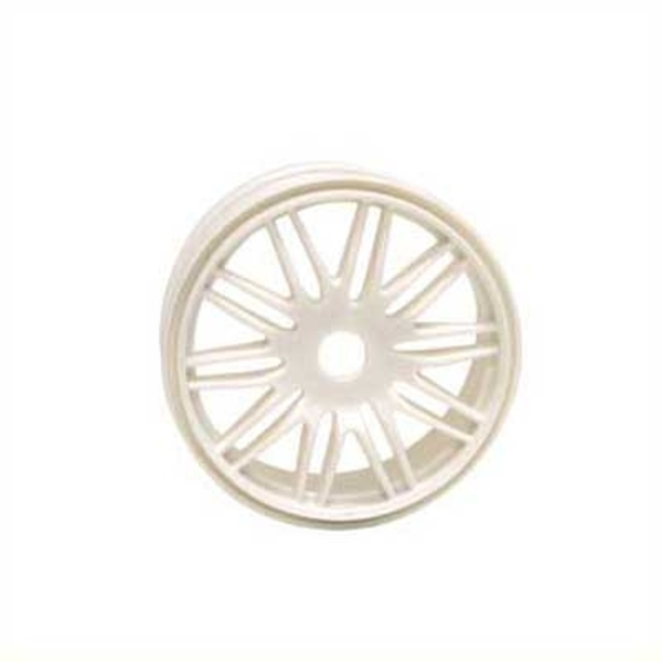 Hobao 10 Spoke Wheels White (2)