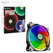 Game Max Eclipse 120mm 1300RPM 16.8 Million Colours RGB LED Ring Fan