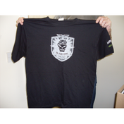 Call of Duty Black Ops T-Shirt Xbox 360 Size Large