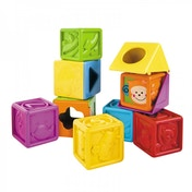 B Kids Soft Peek A Boo Block