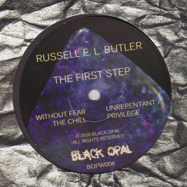Russell E. L. Butler - The First Step Vinyl