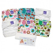 Bambino Mio miosolo all in one nappy kit (Girl)