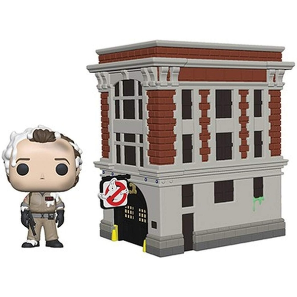 Peter with Firehouse Ghostbusters Funko Pop Town Figure #03