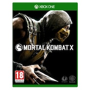Mortal Kombat X Xbox One Game