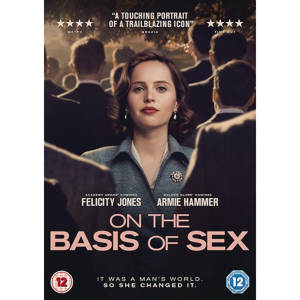 On The Basis of Sex DVD
