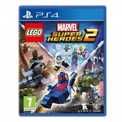 Lego Marvel Superheroes 2 PS4 Game (with Out Of Time Character Pack DLC)