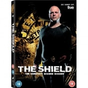 The Shield Season 2 DVD