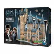 Ex-Display Harry Potter Hogwarts Astronomy Tower 3D Jigsaw 875 Pieces Used - Like New
