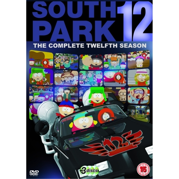 South Park Season 12 DVD - Image 1