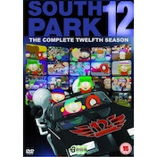 South Park Season 12 DVD