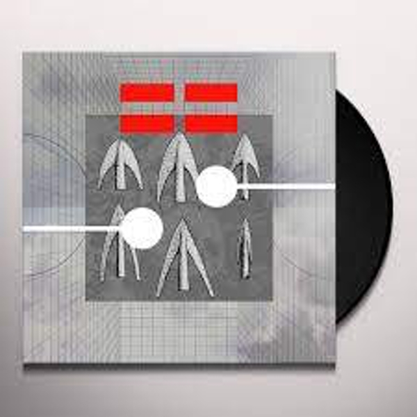 Gum Takes Tooth – Arrow Vinyl Limited Edition Red & Grey Vinyl