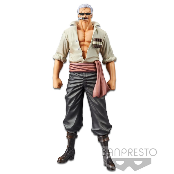 Smoker (One Piece Stampede) DXF Grandline Men Vol 3 PVC Statue