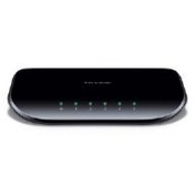 TP-LINK TL-SG1005D V6 5-Port Gigabit Desktop Switch UK Plug