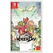 Wonder Boy The Dragon's Trap Nintendo Switch Game (#)