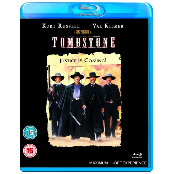 Tombstone Blu-ray