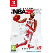 NBA 2K21 Nintendo Switch Game
