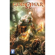 God Of War Graphic Novel Paperback