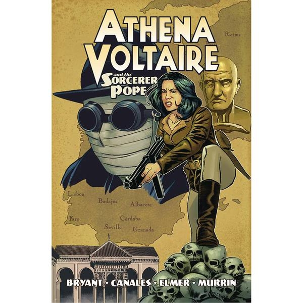 Athena Voltaire: Sorcerer Pope
