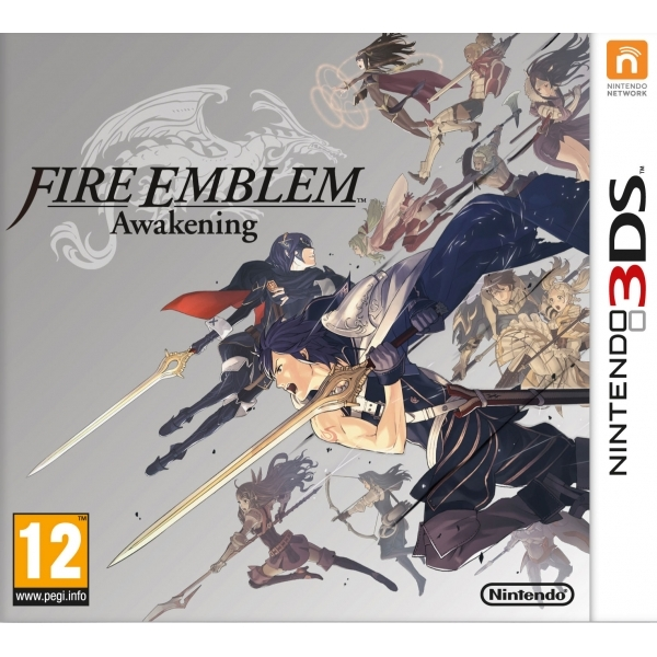 Fire Emblem Awakening Game 3DS - Image 1