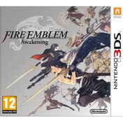 Fire Emblem Awakening Game 3DS