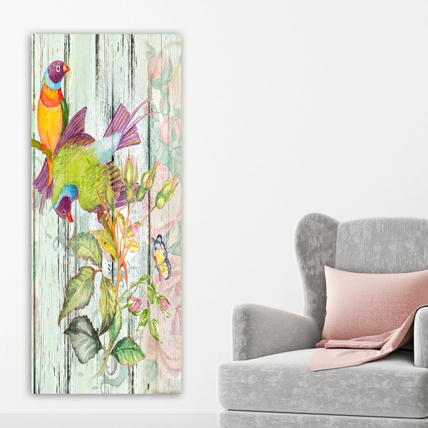 DKY151728440_50120 Multicolor Decorative Canvas Painting