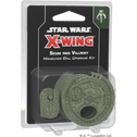 Star Wars X-Wing Second Edition Scum and Villainy Maneuver Dial Upgrade Kit