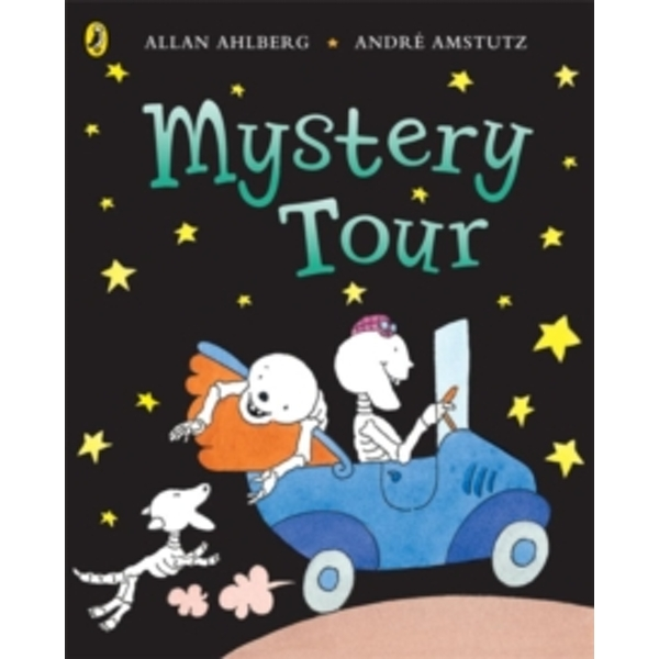 Funnybones: Mystery Tour by Allan Ahlberg (Paperback, 2006)