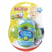 Nuby Icy Pals Teether