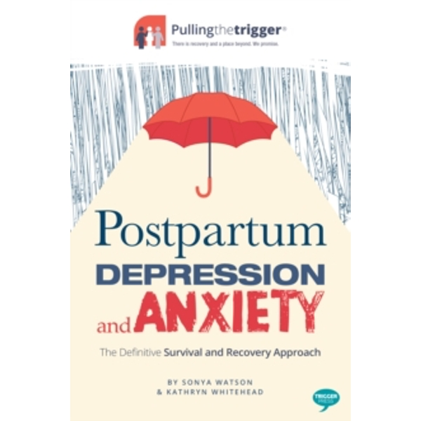 Postpartum Depression and Anxiety: The Definitive Survival and Recovery Approach : 5