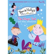 Ben and Hollys Little Kingdom Volume 6 The Magic Test DVD