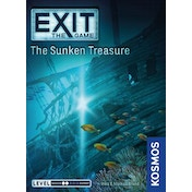 Exit: The Sunken Treasure Board Game