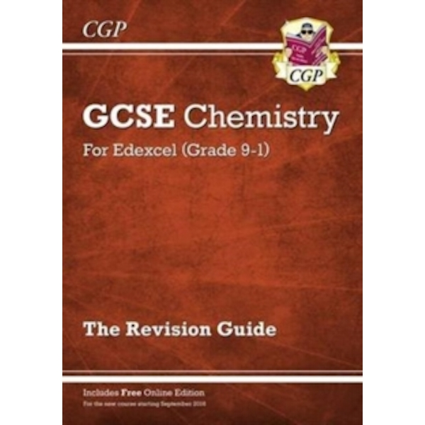 New Grade 9-1 GCSE Chemistry: Edexcel Revision Guide with Online Edition