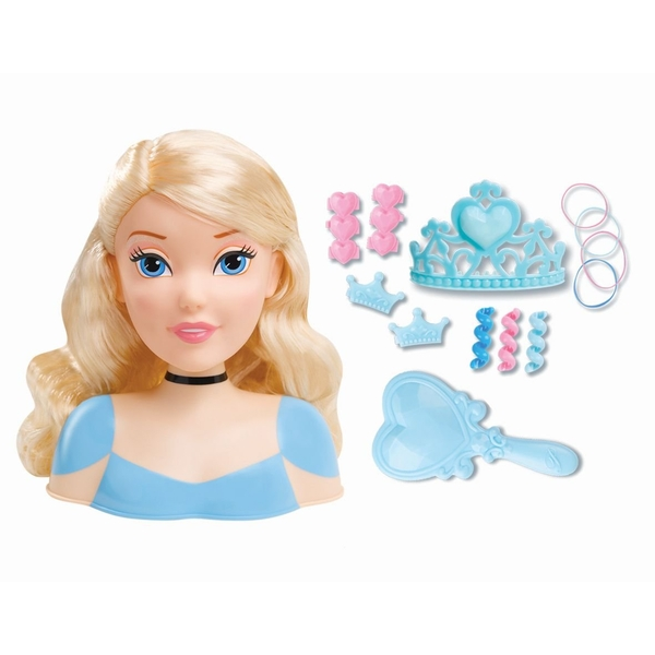 Disney Princess Cinderella Styling Head