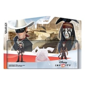 Disney Infinity 1.0 Lone Ranger Playset (Ex-Display) Used - Like New