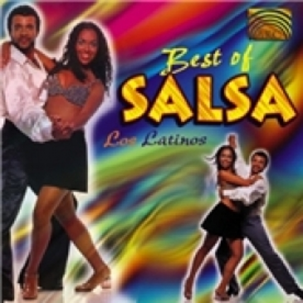 Los Latinos The Best Of Salsa CD