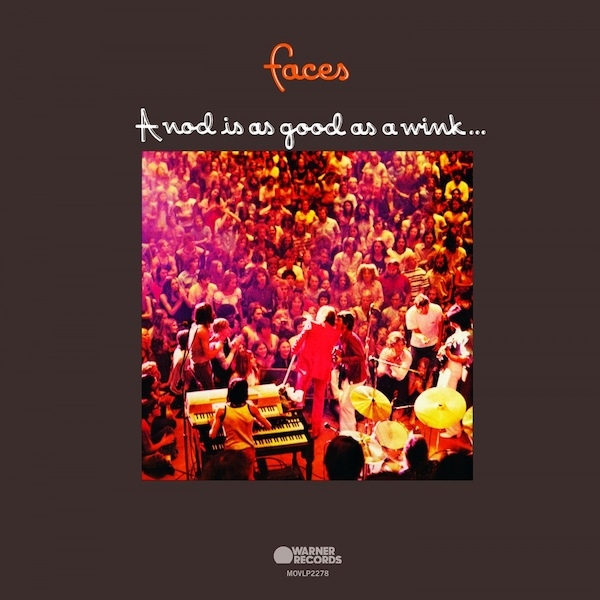 Faces - A Nod Is As Good As A Wink... To A Blind Horse Vinyl