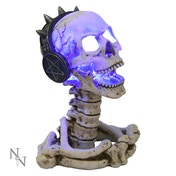 Play It Loud Skull Lamp UK Plug