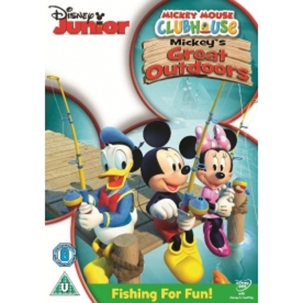 MMCH - Mickey's Great Outdoors DVD