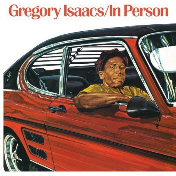 Gregory Isaacs - In Person Vinyl