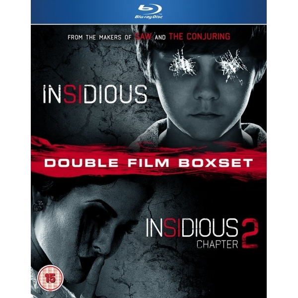 Insidious & Insidious Chapter 2 Double Pack Blu-ray
