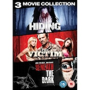 Horror Triple Pack Hiding / The Victim / Beneath The Dark
