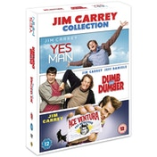 Jim Carrey Collection DVD