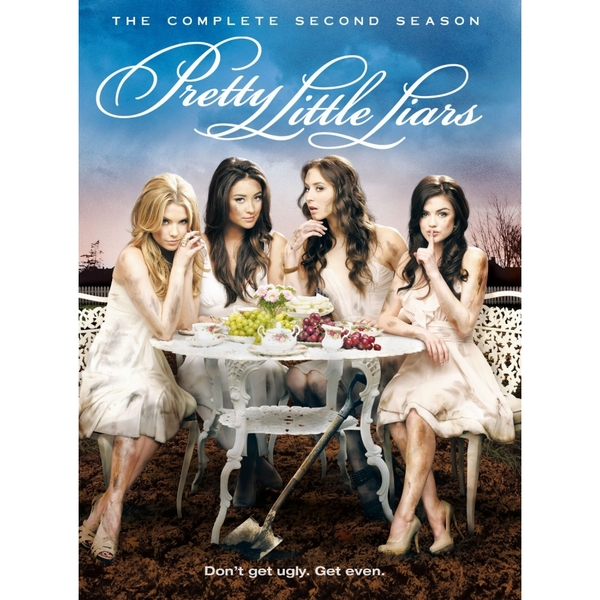 Pretty Little Liars - Season 2 2013 DVD