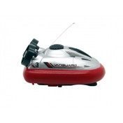 Flying Gadgets Mini Hover Boat Red