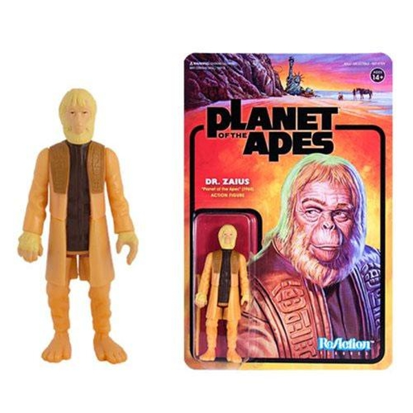 Dr. Zaius (Planet of the Apes) ReAction Action Figure