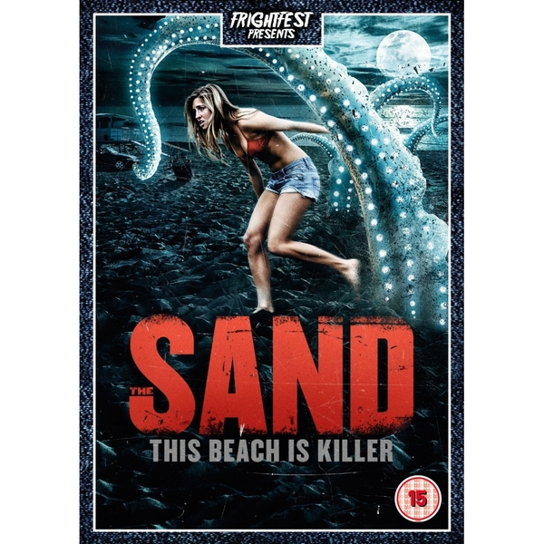 The Sand DVD