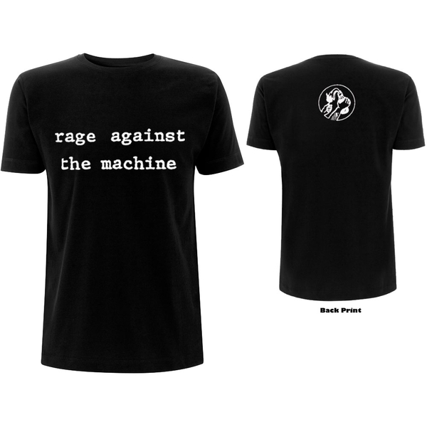 Rage Against The Machine - Mototov Unisex Small T-Shirt - Black