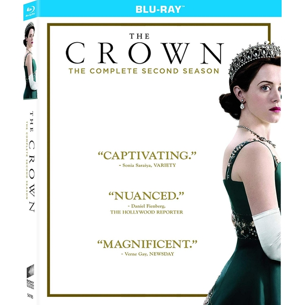 The Crown Season 2 Blu-ray